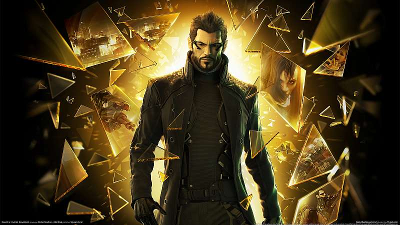Deus Ex: Human Revolution wallpaper or background