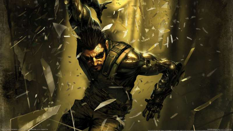 Deus Ex: Human Revolution wallpaper or background 15