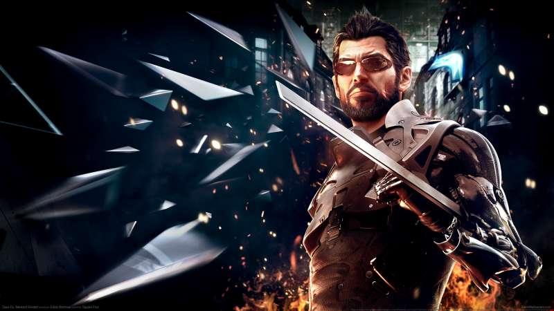 Deus Ex Mankind Divided Wallpaper: Deus Ex: Mankind Divided Wallpapers Or Desktop Backgrounds