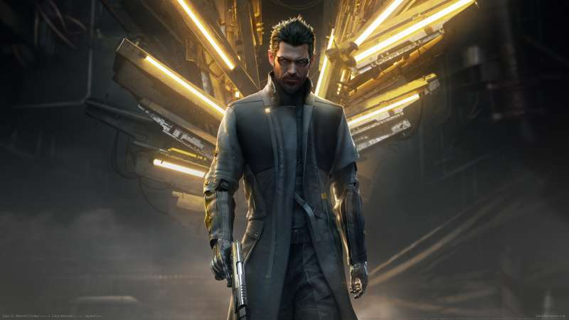 Deus Ex: Mankind Divided wallpaper or background
