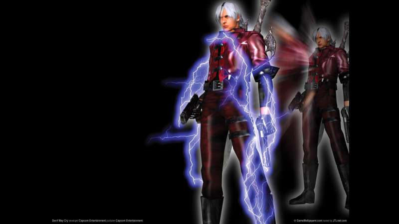 Devil May Cry wallpaper or background