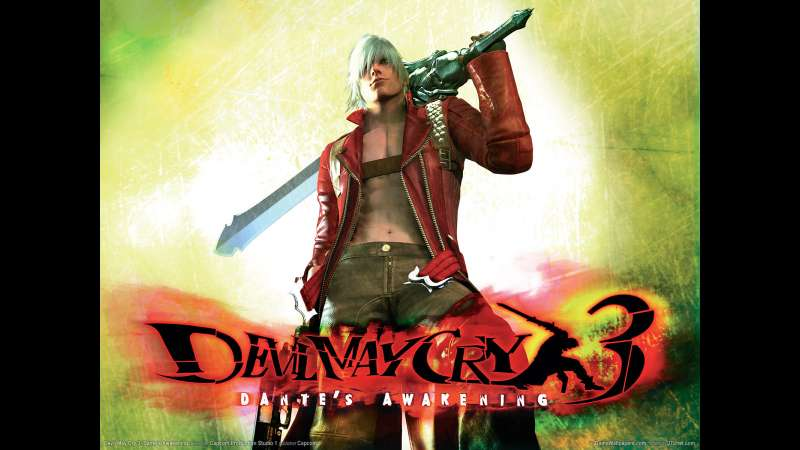 Devil May Cry 3: Dante's Awakening wallpaper or background 01