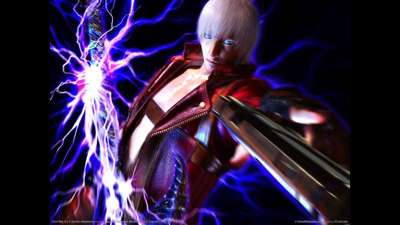 Devil May Cry 3: Dante's Awakening wallpaper or background 03