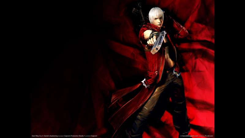 Devil May Cry 3: Dante's Awakening wallpaper or background 04