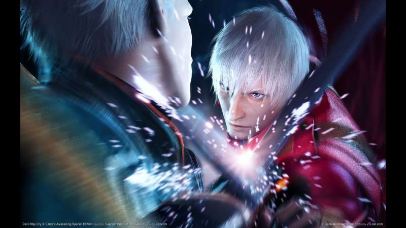 Devil May Cry 3: Dante's Awakening Special Edition wallpaper or background 01