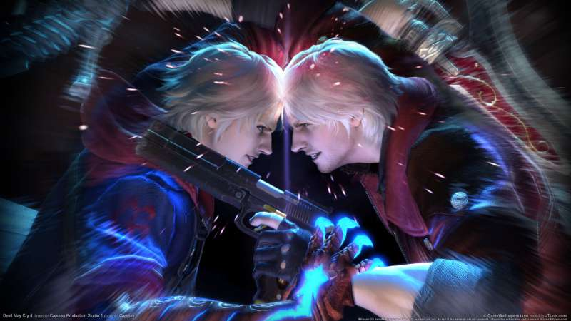 Devil May Cry 4 wallpaper or background 06