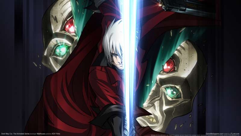 Devil May Cry: The Animated Series wallpaper or background 01