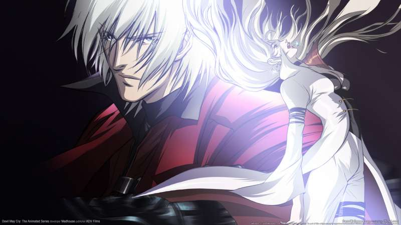 Devil May Cry: The Animated Series wallpaper or background 02