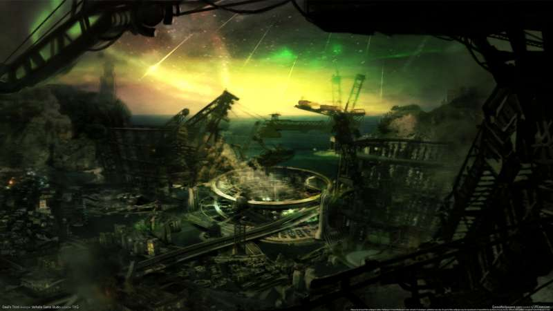 Devil's Third wallpaper or background 01