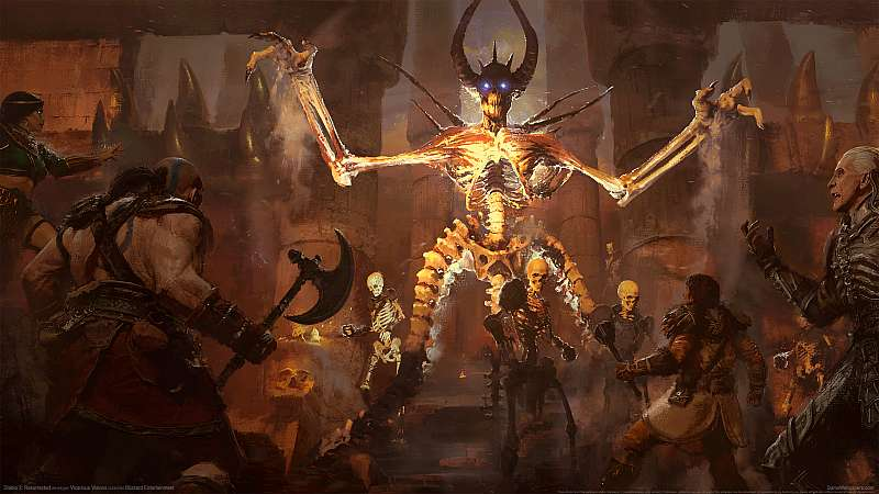 Diablo 2: Resurrected wallpaper or background