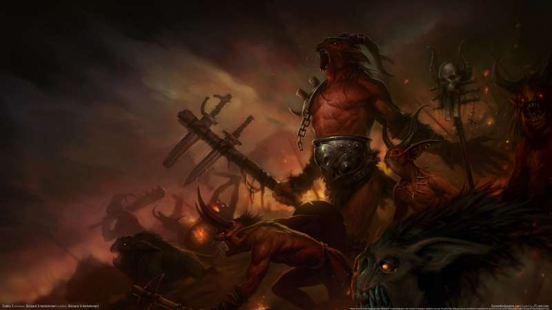 Diablo 3 wallpaper or background 14