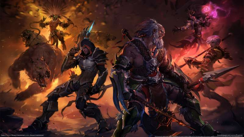 Diablo 3 wallpaper or background 37