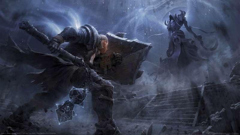 diablo 3 reaper of souls fan art wallpapers or desktop