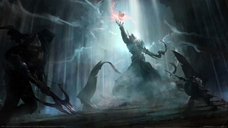 Diablo 3: Reaper of Souls Fan Art wallpaper or background 06