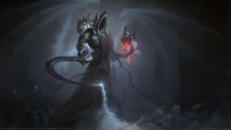 Diablo 3: Reaper of Souls Fan Art wallpaper or background 11