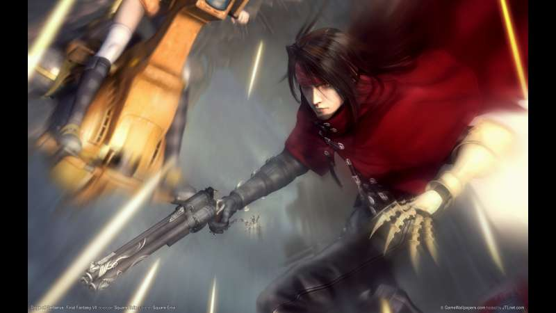 Dirge of Cerberus: Final Fantasy VII wallpaper or background 04