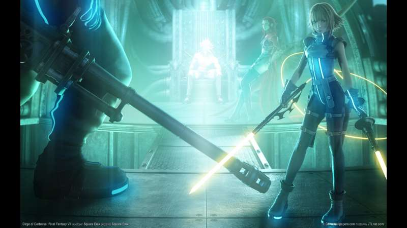Dirge of Cerberus: Final Fantasy VII wallpaper or background 07