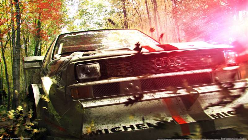 Dirt 3 wallpaper or background 01