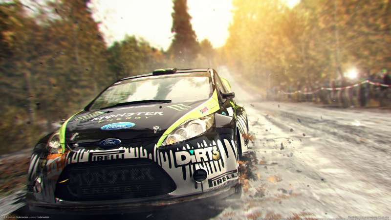 Dirt 3 wallpaper or background 02