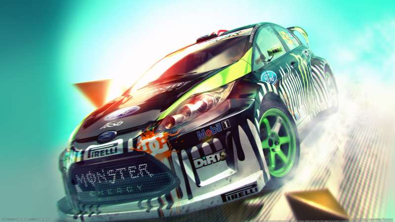 Dirt 3 wallpaper or background 03