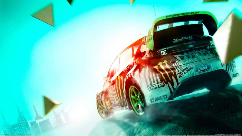 Dirt 3 wallpaper or background 04