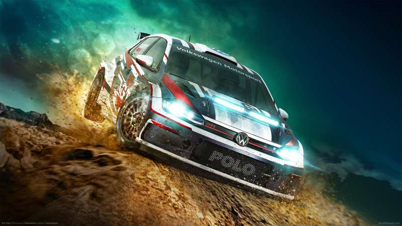 Dirt Rally 2.0 wallpaper or background