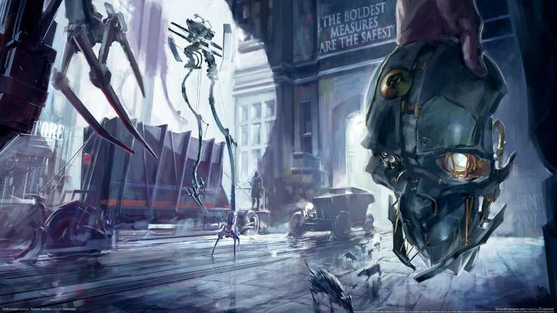 Dishonored wallpaper or background 02