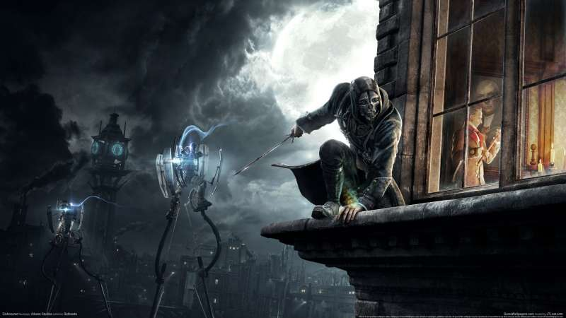 Dishonored wallpaper or background 06