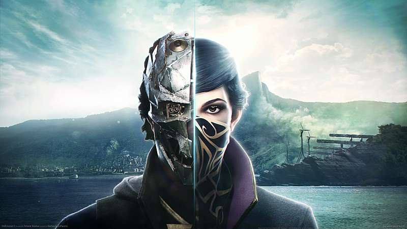 Dishonored 2 wallpaper or background
