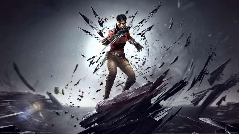 Dishonored: Death of the Outsider wallpaper or background 01