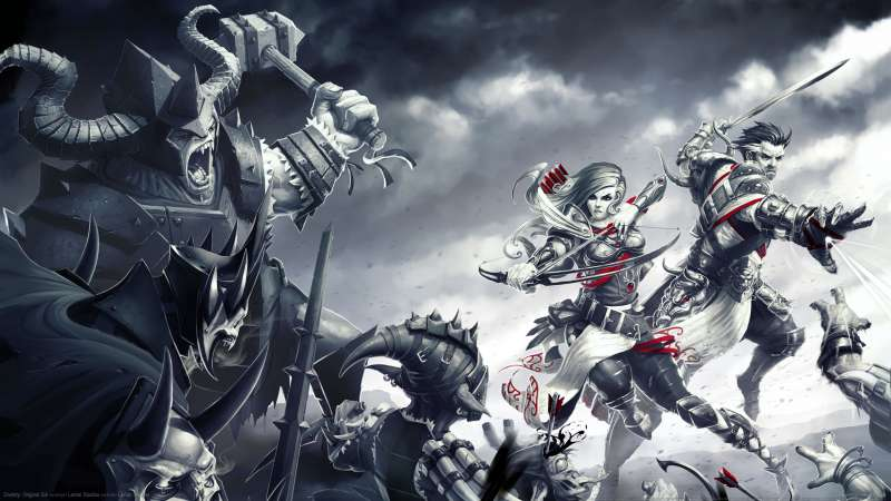 Divinity: Original Sin wallpaper or background 02