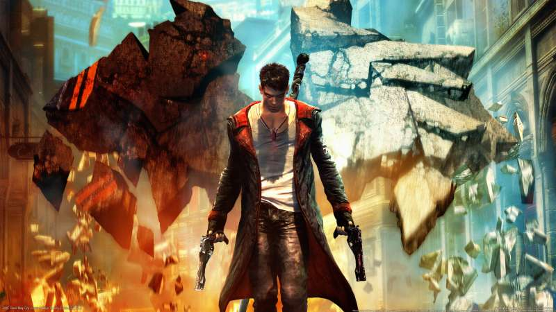 DmC Devil May Cry wallpaper or background 01