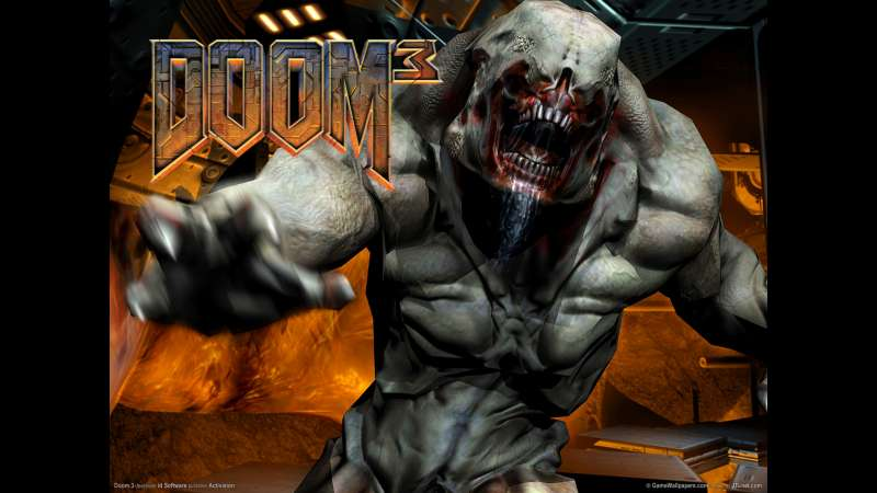 Doom 3 wallpaper or background 14