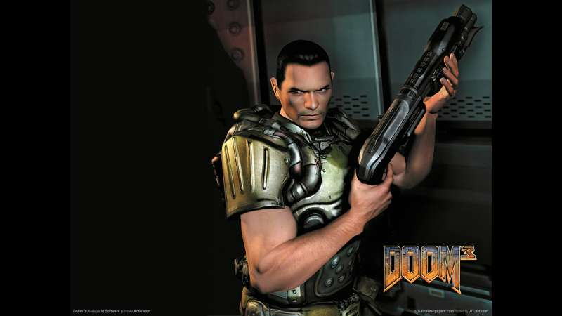 Doom 3 wallpaper or background 15