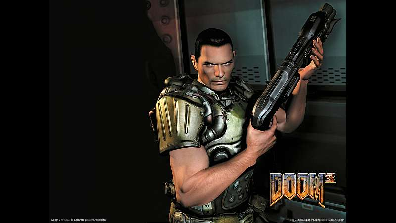 Doom 3 wallpaper or background