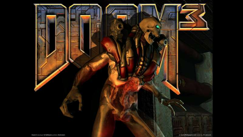 Doom 3 wallpaper or background 16
