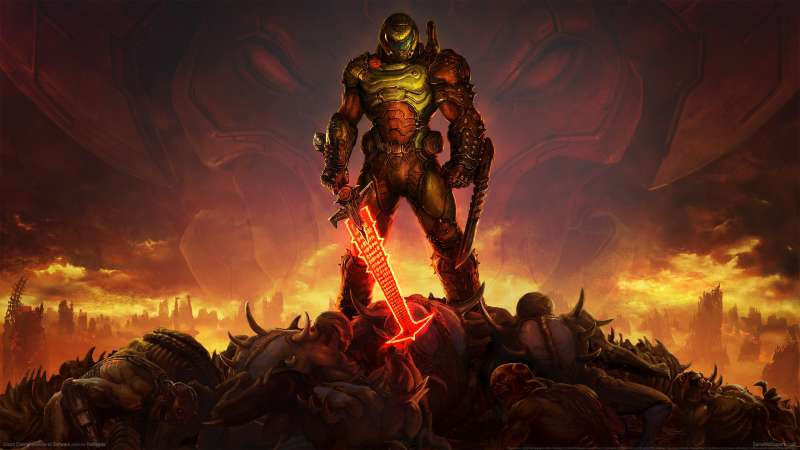 Doom Eternal wallpaper or background