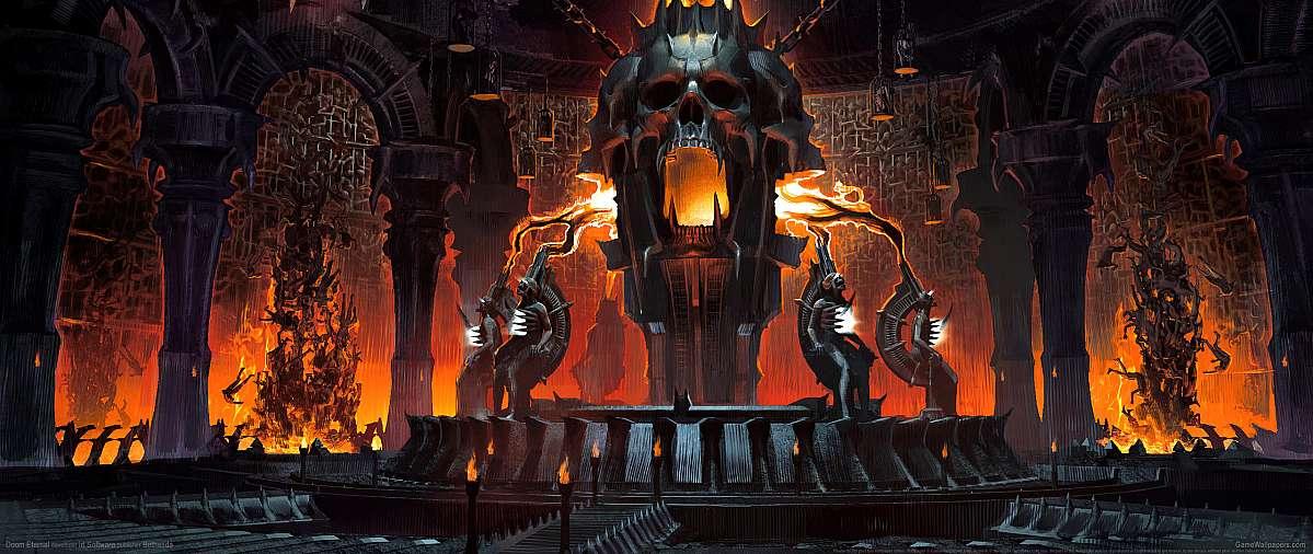 Doom Eternal Ultrawide 21 9 Wallpapers Or Desktop Backgrounds