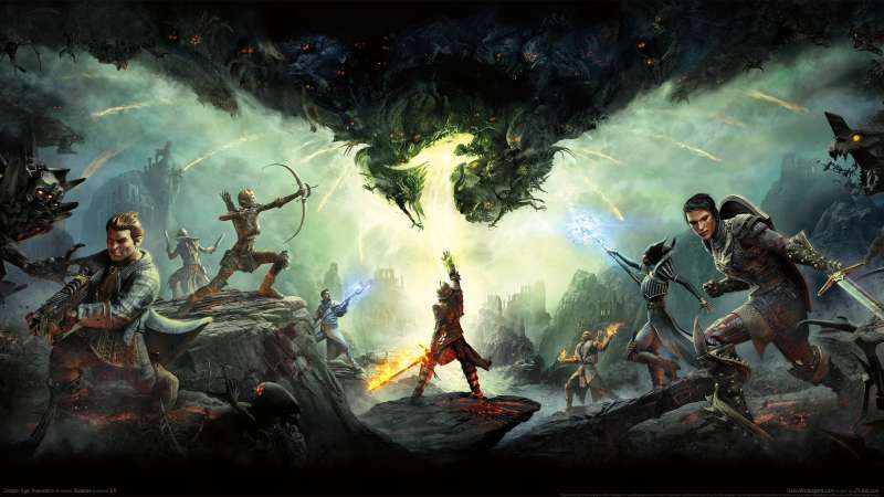 Dragon Age: Inquisition wallpaper or background 06