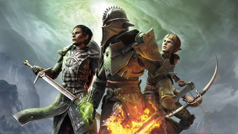 Dragon Age: Inquisition wallpaper or background 08