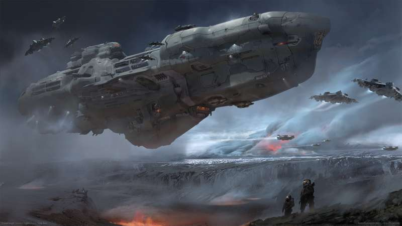 Dreadnought wallpaper or background 03