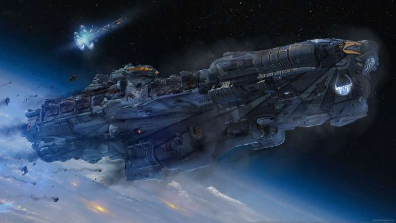 Dreadnought wallpaper or background 08