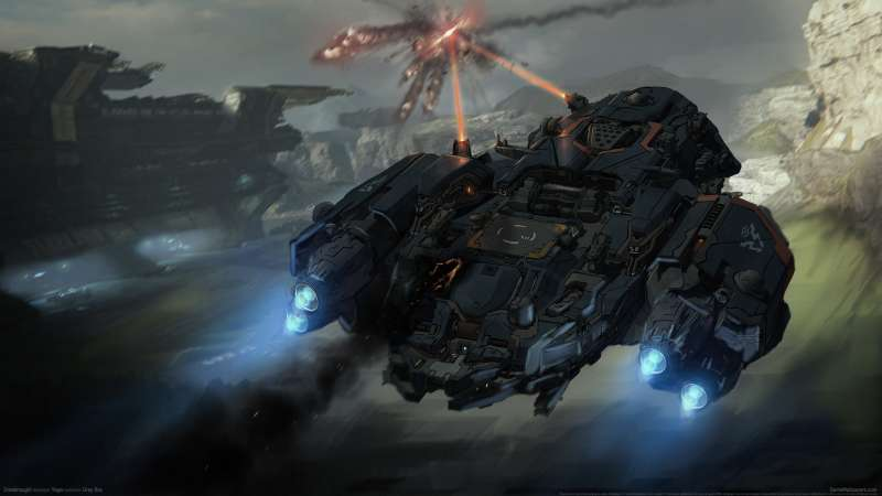Dreadnought wallpaper or background 09