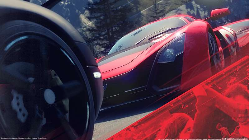 Driveclub wallpaper or background