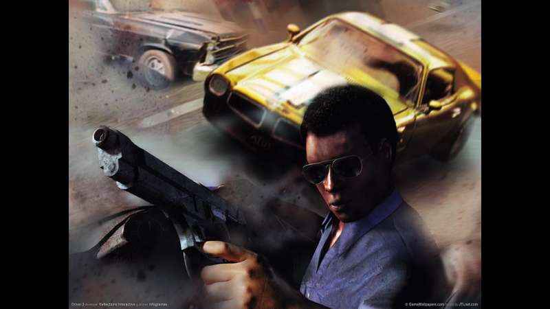 Driver 2 wallpaper or background