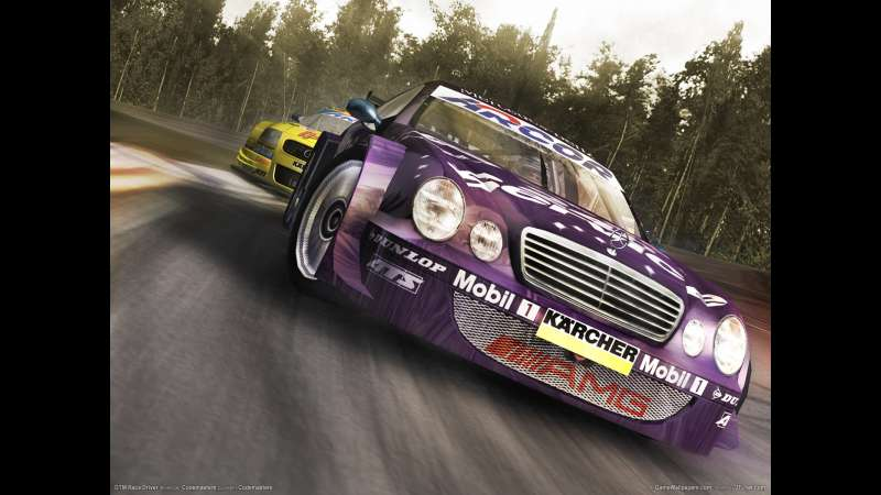 DTM Race Driver wallpaper or background 01