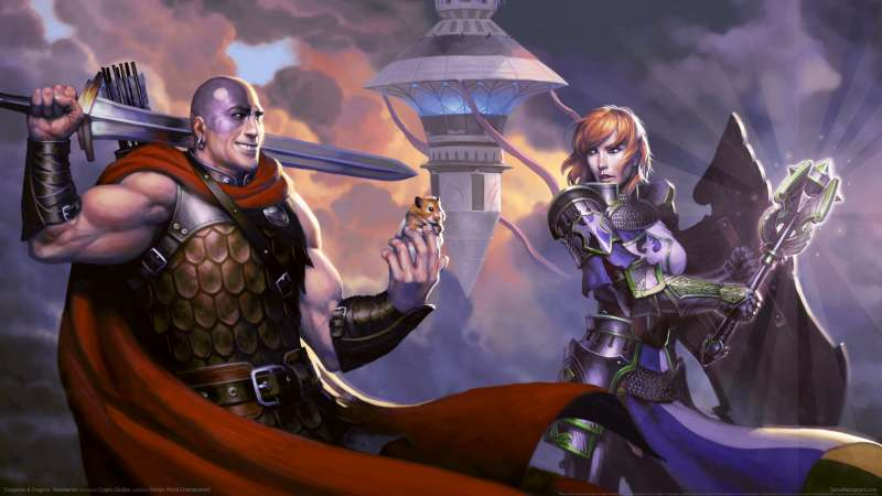 Dungeons & Dragons: Neverwinter wallpaper or background