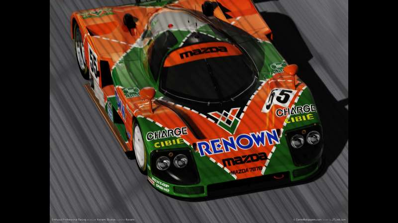 Enthusia Professional Racing wallpaper or background 01
