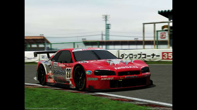 Enthusia Professional Racing wallpaper or background 02