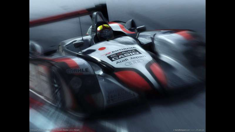 Enthusia Professional Racing wallpaper or background 03